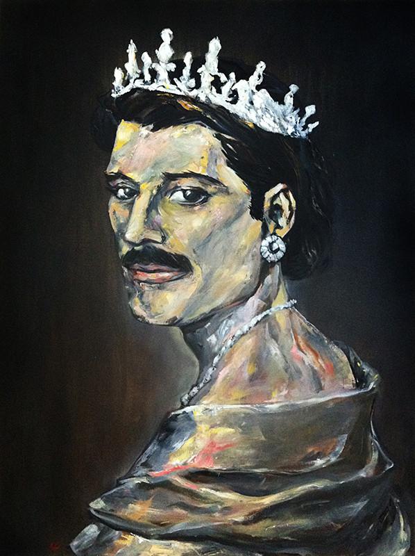 Freddie-Mercury-as-Queen-Elizabeth-II-Im