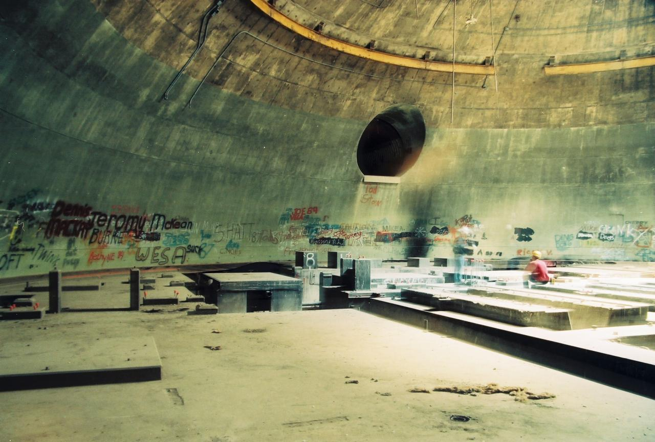 Buried treasure: Cold War-era missile silos now open for