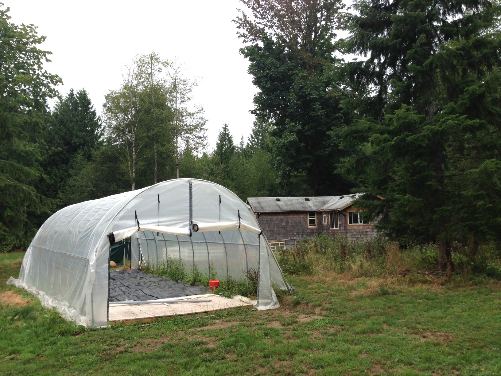Snail rancher raising 'the original slow food' at Quilcene