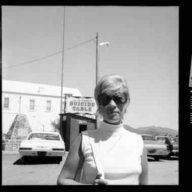 In Reno, 1973. (Courtesy: Kurt Clark)