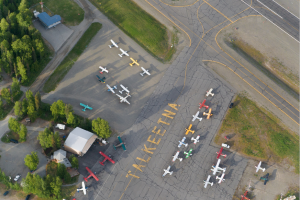 Talkeetna Airport, Alaska