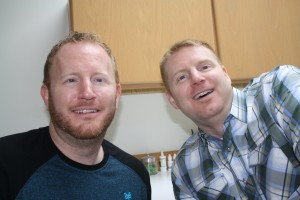 The Cranmore brothers