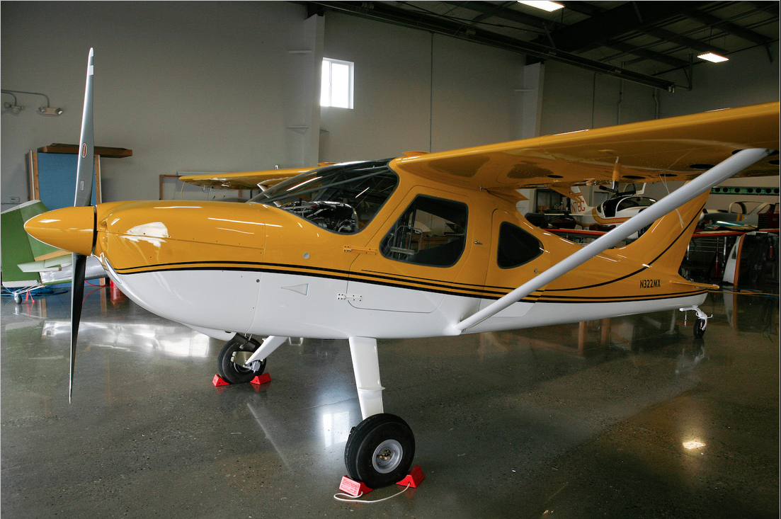Are we air yet? Home-built plane carries Seattle parents
